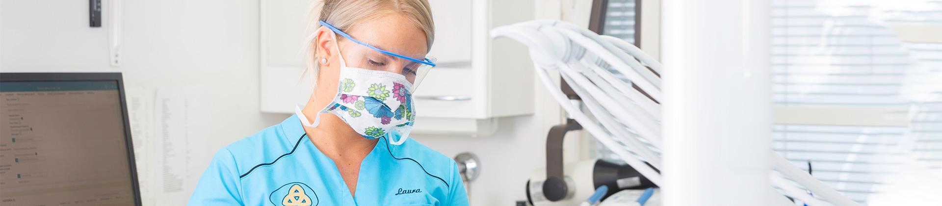 Hammaskeskus Vilhelmin suuhygienistipalvelut